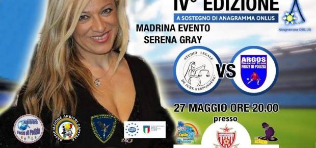 Serena Gray Madrina
