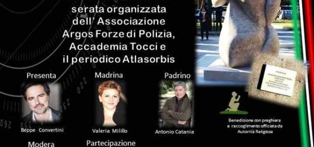Locandina In Ricordo dei Nostri Caduti 2017