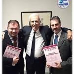 Giornalista sportivo e responsabile Ufficio Stampa La Partita Mundial 2018 Alberto Mandolesi