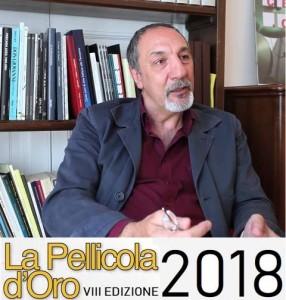 """Il Presidente de """"La Pellicola d'Oro"""" Enzo De Camillis (Scenografo e Regista)"""