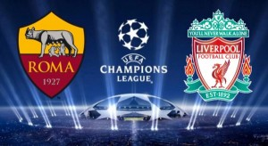 2 Maggio 2018 - Roma - Liverpool - Ritorno di Semifinale Coppa dei Campioni