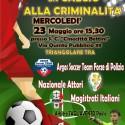 Un Calcio alla Criminalità 2018