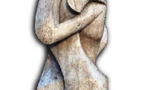 Monumento ARGOS L'Abbraccio dedicato ai caduti delle Forze dell'Ordine