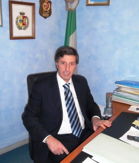 Il dr Giorgio Innocenzi - Segretario Generale Nazionale CONSAP