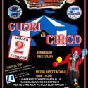 CUORI di CIRCO, sabato 2 Febbraio 2019 ore 16.15 Rony Roller Circus