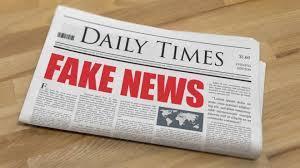 articolo falsa notizia
