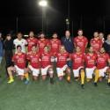 AS Roma Calcio a 8 all'Atletico 2000 gara per 2° giornata di campionato serie A contro la Gamondi Roma CA8