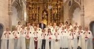 foto gruppo Orden del Camino de Santiago