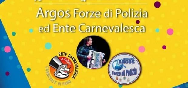 Rinnovo Gemellaggio ARGOS Associazione FORZE di POLIZIA ed Ente Carnevalesca di FANO