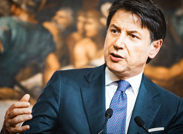 Giuseppe Conte - Presidente del Consiglio dei Ministri