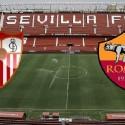 Siviglia - Roma, ottavi finale UEFA Europa League del 6 agosto 2020