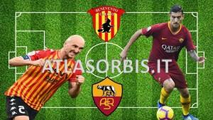 Benevento - Roma - ATLASORBIS.IT