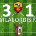 Roma vs Sporting Braga - Risultato Finale - ATLASORBIS - Pianeta Calcio -