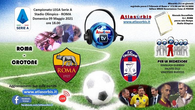 Roma - Crotone - ATLASORBIS.IT
