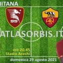 Atlasorbis - Salernitana vs Roma