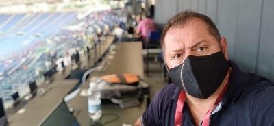 Fausto Zilli Stadio - Accredito AS ROMA
