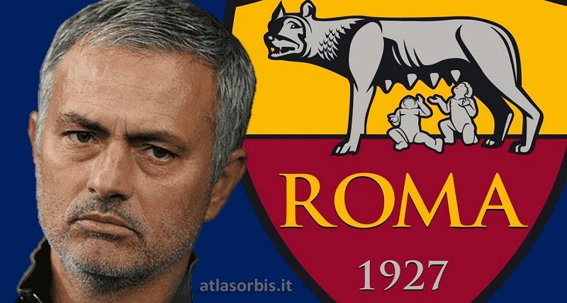José Mourinho - AS ROMA
