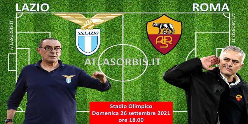Atlasorbis - Lazio vs Roma - NewSport Atlasorbis