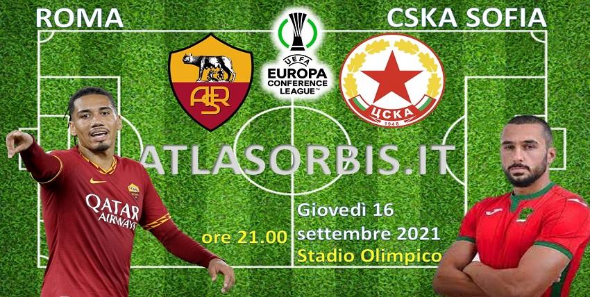Atlasorbis - Roma vs CSKA Sofia