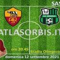 Atlasorbis - Roma vs Sassuolo