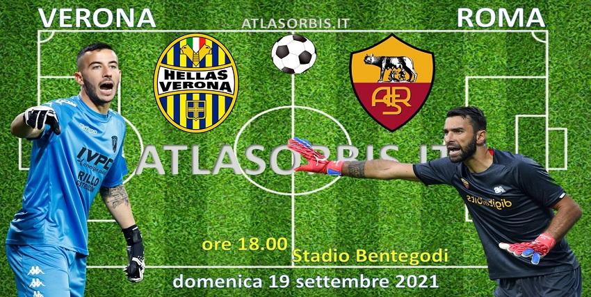Atlasorbis - Verona vs Roma