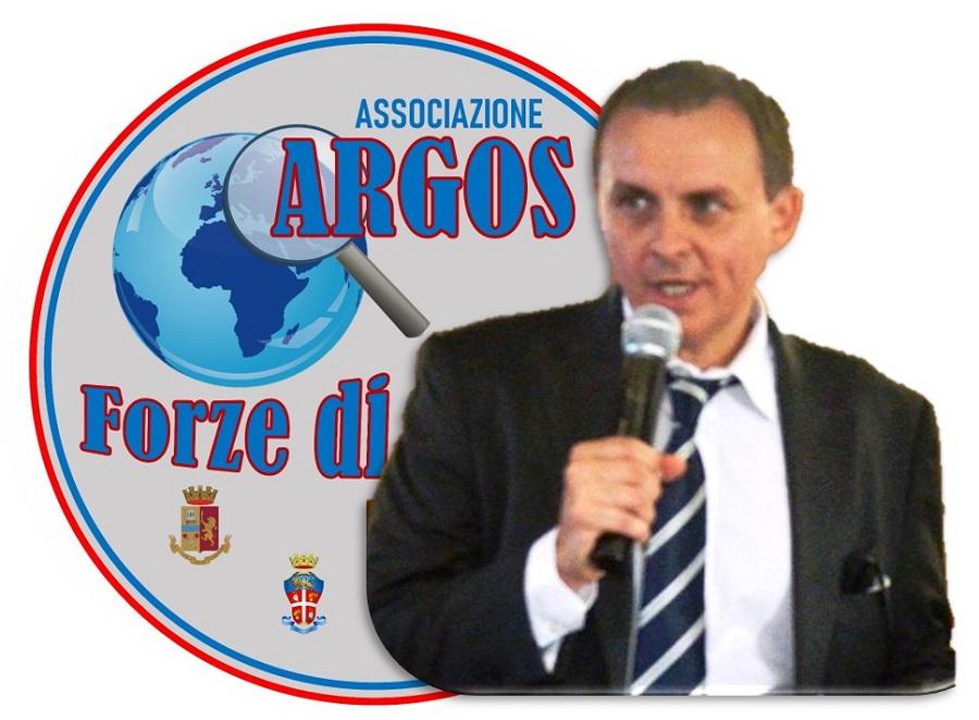 Fabrizio LOCURCIO - ARGOS Forze di POLIZIA
