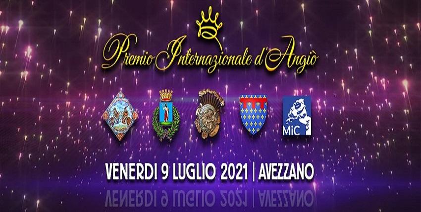 XV^ edizione del Premio Internazionale D'Angiò - Locandina