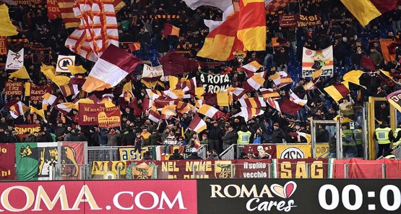 Atlasorbis - Roma vs Sassuolo - 2-1 - curva-sud
