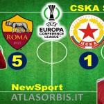 """Uragano ROMA, travolti per 5-1 i bulgari del CSKA SOFIA, Mourinho: """"si sta creando una squadra"""", risultato e sintesi della partita di UEFA Europa Conference League  (#atlasorbis)"""
