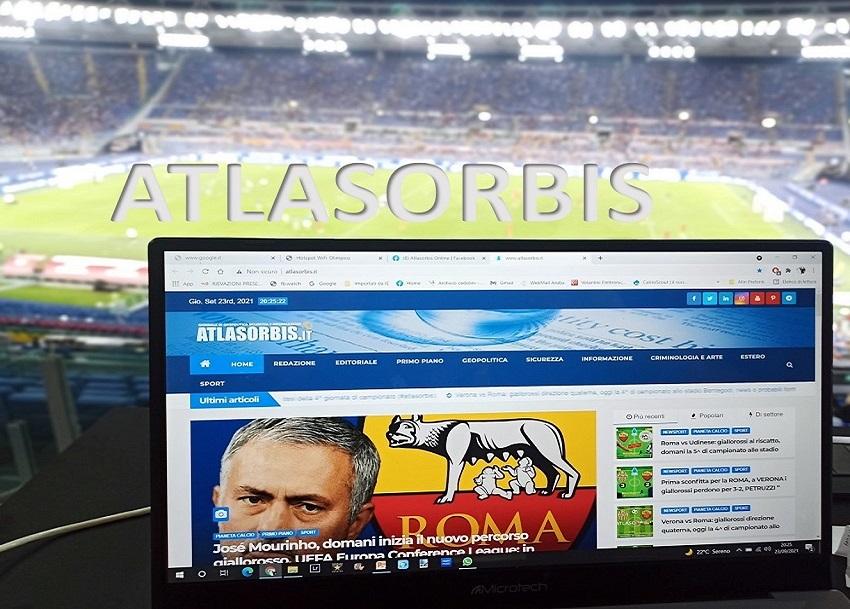 Roma vs Udinese 1-0 - NewSport - Atlasorbis -