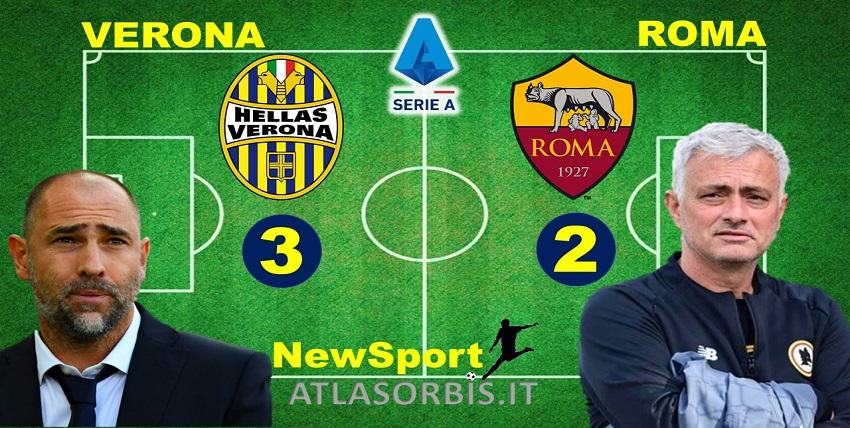 Atlasorbis - Verona vs Roma - 3-2