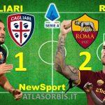 Magia di PELLEGRINI e la ROMA passa al Sardegna Arena. CAGLIARI – ROMA 1-2, ottimo esordio del giovane Afena-Gyan, news e sintesi della partita (#atlasorbis)