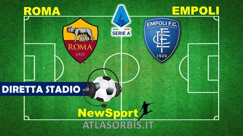 Dietta Stadio - NewSport - Atlasorbis - Roma vs Empoli