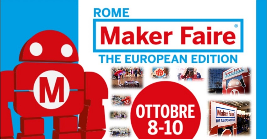 Maker Faire 2021 - ATLASORBIS