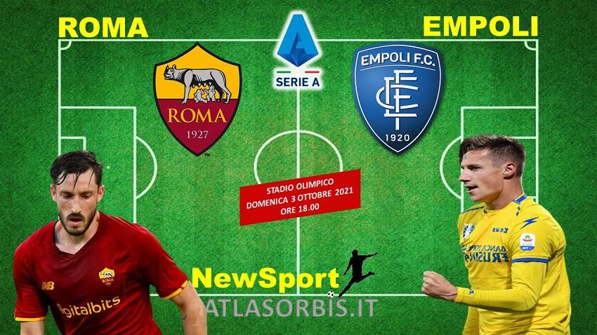 Roma vs Empoli - NewSport - Atlasorbis