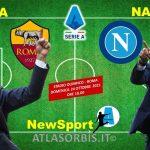 """Roma vs Napoli: il """"derby del sud"""" accende i tifosi, in 40 mila domani all'Olimpico per la 9^ di campionato, news e probabili formazioni (#atlasorbis)"""