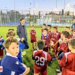 AC Monza – in visita allo Sporting Life sede  Nomentum Calcio (#atlasorbis )